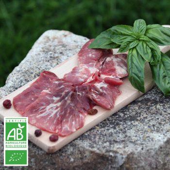 Araignée BIO par 2 par la Ferme Bichet, viande de boeuf charolais bio à la ferme traditionnelle, domaine et prairies naturelles, livraison fraîcheur.