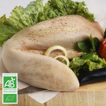 Langue de bœuf BIO entière par la Ferme Bichet, viande de boeuf charolais bio à la ferme traditionnelle, domaine et prairies naturelles, livraison fraîcheur.